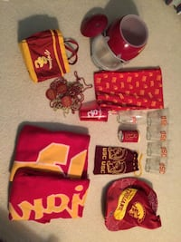 USC tailgating party Buena Park, 90620