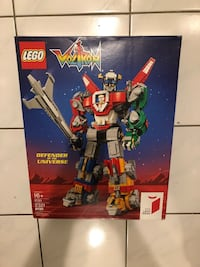 Brand new sealed in box LEGO voltron  Markham, L3S 3C7