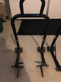 Motorcycle stands Milton, L9E 0A1
