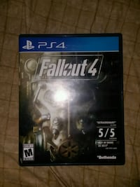 Fallout 4 15$ in good condition  Phoenix, 85017