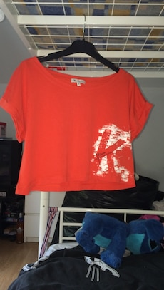 Tee shirt court Taille S