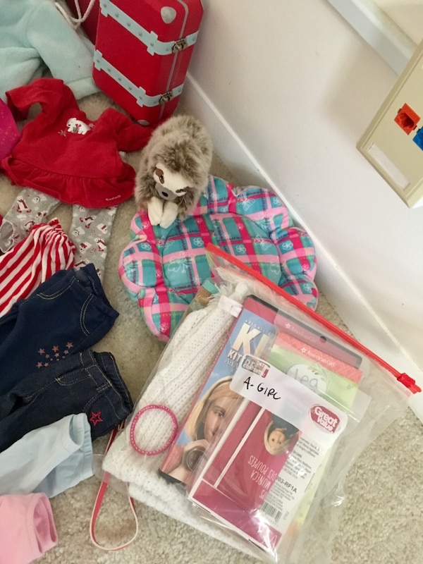 American Girl Doll Toys - Big Lot! 8