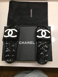 Chanel slides size7 for women Crofton, 21114