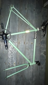 state bicycle company frame set
