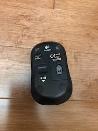 $30 for Logitech M317 wireless black mouse, come with battery  Toronto, M9W 2A3