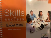 Skills for Success with Microsoft Excel 2016