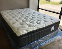 Pillowtop Mattresses - 90 Day Payment Plans available  Nashville