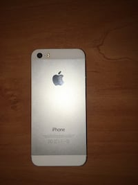 iPhone 5s plata 16GB en perfecto estado Crevillent, 03330