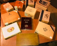 Wooden boxes, used for crafts Farragut, 37934