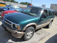 1996 Chevrolet Blazer 4dr 4WD GUARANTEED APPROVAL Des Moines, 50315