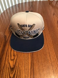 Tampa Bay Lightning Reebok Adjustable Snapback Lakeville, 55044
