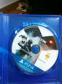 Sony PS4 Uncharted 4 game disc Cleveland, 44108