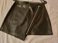 Sexy leather black mini skirt  Fairfax, 22033