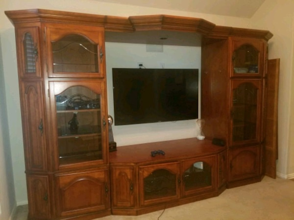 Gallery Furniture Entertainment Center
