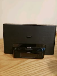 Sony iPhone docking system Markham, L6E 1R7