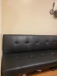 Sofa with convertable bed