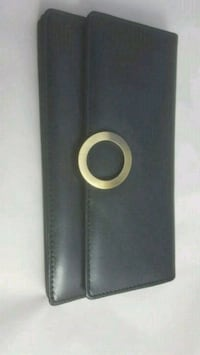 Black Axessimo Genuine Leather wallet Montreal, H3J 1T4