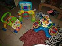 toddler's assorted learning toys Houston, 77002