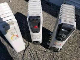 Heaters, 1 for $40. All for $65,