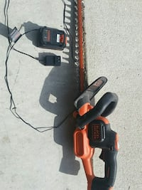 PRICE DROP! Was $70 Hedge trimmer cordless lithium Nevada, 50201
