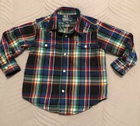 Toddler Polo by Ralph Lauren Shirt Size 24 months Toronto, M9C 4W1