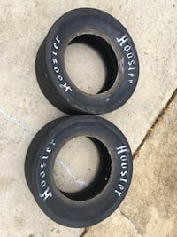 Two black metal vehicle wheels Oxon Hill, 20745