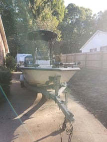 Trade or Sale Polar Bay Dynasty 18ft Center Console boat (NICE SET UP)