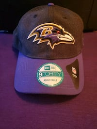 Baltimore Ravens adjustable hat Baltimore, 21206