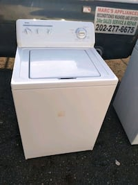 Whirlpool heavy duty washer works good 6 month warranty free delivery Washington