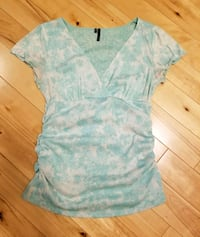 NEW Maurices Floral Top (L) Andover, 55304