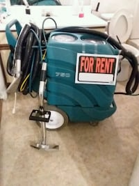 Carpet and upholstery cleaner.