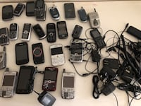 Lot of cell phones Camarillo, 93010