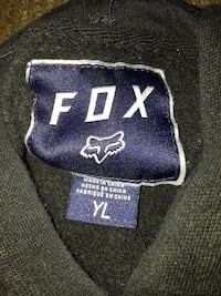 YOUTH FOX LG SWEATSHIRT Spring Grove, 17362
