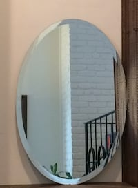 Large Wall Mirror - perfect for bathroom or above a dresser Merrick, 11566