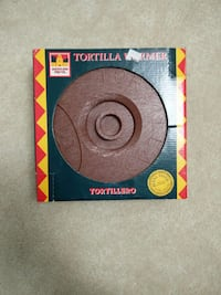 BRAND NEW - TORTILLA WARMER Fairfax