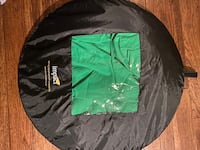 Collapsible green screen for photo jobs, pictures.  Ashburn, 20148