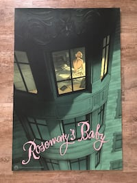 Rosemary's Baby - Poster  Los Angeles