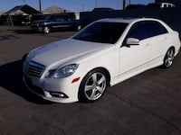2011 Mercedes-Benz E-Class for sale Las Vegas