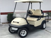 white and black golf cart Cape Coral, 33990