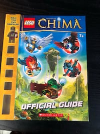 LEGO chima book  Vaughan, L4H