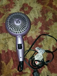 VS Sassoon hair dryer