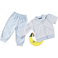 Blue Pajama Set New York