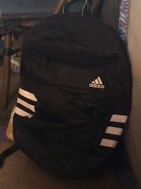 Black and white adidas backpack North Highlands, 95660