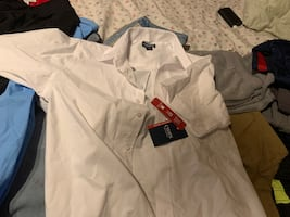 Boys xl to men's small clothes
