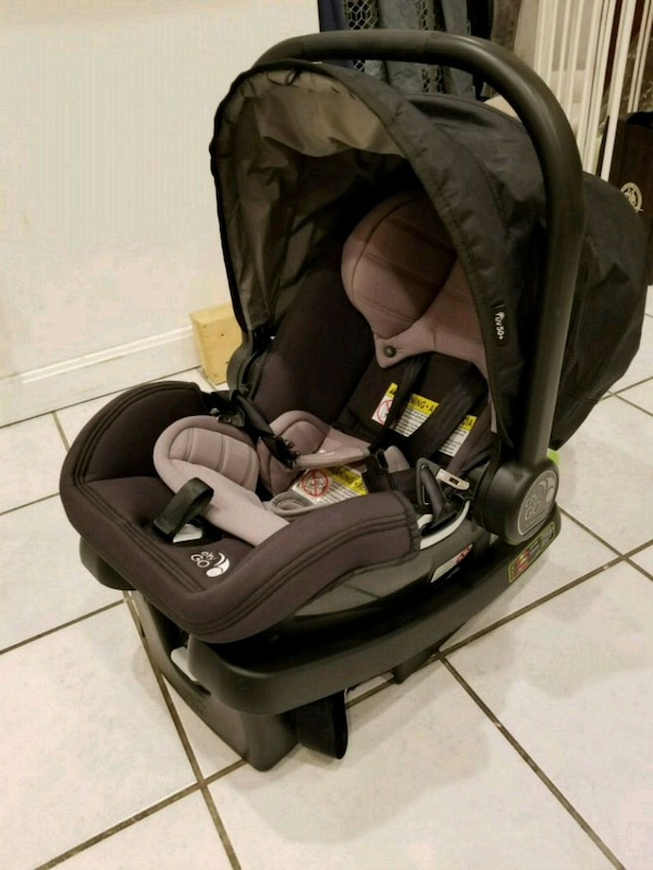 Baby Jogger City Go Car Seat And Base