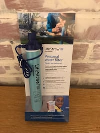 Personal life straw water filter Mableton, 30126