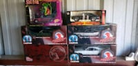 Die cast cars from tool guys (snapon mac)