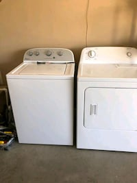 Washer and Dryer electric 300 for both whirlpool Las Vegas, 89109