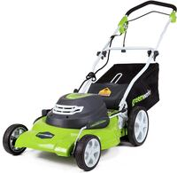 Greenworks 20in 12A Electric Corded Lawn Mower