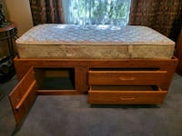 "twin size "" Captain's "" bed Randallstown"